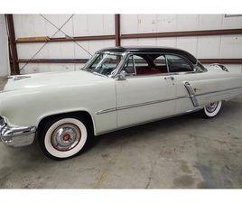 FOR SALE AT AUCTION: 1952 LINCOLN CAPRI IN CARLISLE, PENNSYLVANIA