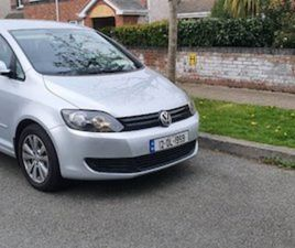 VW GOLF PLUS TL 1.6TDI. BM 105 HP. FOR SALE IN DUBLIN FOR €5999 ON DONEDEAL