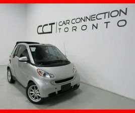2009 SMART FORTWO CABRIOLET *ALLOYS/LOW KMS/NO ACCIDENTS!!!* | CARS & TRUCKS | CITY OF TOR