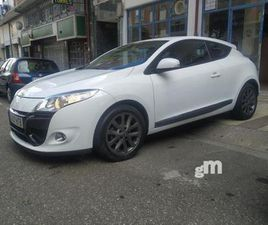 RENAULT MEGANE COUPE GT STYLE ENERGY TCE 115 SS