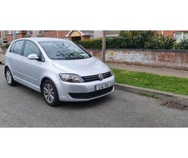 VW GOLF PLUS TL 1.6TDI. BM 105 HP.
