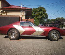 1976 CHEVROLET CORVETTE STINGRAY | CLASSIC CARS | OSHAWA / DURHAM REGION | KIJIJI