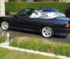 BMW E30 M3 CABRIO 1VAN 786 STUKS