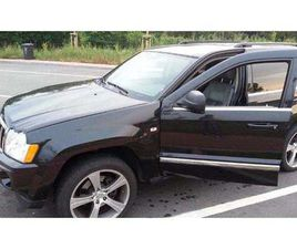 JEEP GRAND CHEROKEE 3.0 CRD LIMITED VOLLAUSSTATTUNG + TUNING