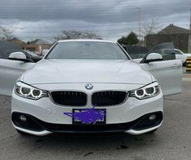 BMW 4 SERIES GRAND COUPE 4 DOORS   CARS & TRUCKS   MISSISSAUGA / PEEL REGION   KIJIJI