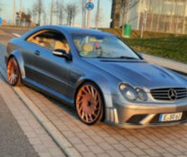 MERCEDES-BENZ CLK 320 BLACK SERIES