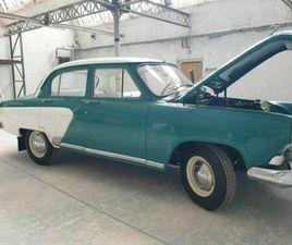 ANDERE GAZ VOLGA M21 1962