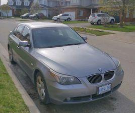2007 BMW 525XI   CARS & TRUCKS   GUELPH   KIJIJI