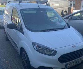2020 FORD COURIER NEW CVRT FOR SALE IN DUBLIN FOR €11750 ON DONEDEAL
