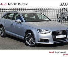 AUDI A4 AVANT 2.0 TDI 122 SE FOR SALE IN DUBLIN FOR €30,000 ON DONEDEAL