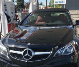 2014 MERCEDES-BENZ E350 CABRIOLET   CARS & TRUCKS   SASKATOON   KIJIJI
