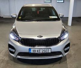 KIA CARENS EX 5DR FOR SALE IN WATERFORD FOR € ON DONEDEAL