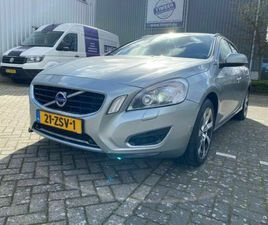 VOLVO V60 D6 PLUG-IN-HYBRID AWD GEARTRONIC PURE LIMIT