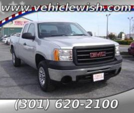 WORK TRUCK EXT CAB RB 2WD