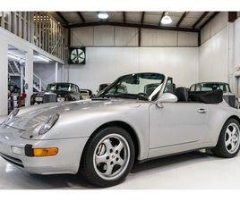 1997 PORSCHE 911 / 993 CARRERA - 911 CARRERA 4 CABRIOLET