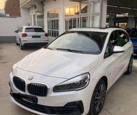 BMW 218 D ACTIVE TOURER SPORTLINE PACCHETTO M