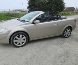 RENAULT MEGANE CABRIOLET 1.5 DCI COUPE NCT 10/21+T FOR SALE IN WEXFORD FOR €2249 ON DONEDE