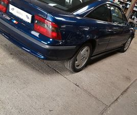 RARE OPEL CALIBRA TURBO 4X4