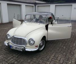 ANDERE DKW 3=6 1000 S COUPE