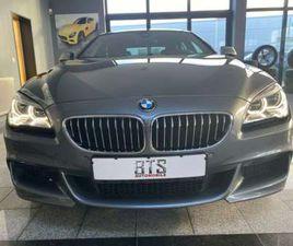BMW 640 D XDRIVE GRANCOUPEHUDHKMPAKETSOFTCLOSE