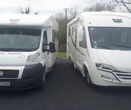 2009 & 2015 MCLOUIS MOTORHOMES FOR SALE IN CLARE FOR €45000 ON DONEDEAL