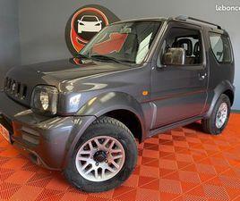 SUZUKI JIMNY 1.3 VVT 85 CV JX BOITE AUTO
