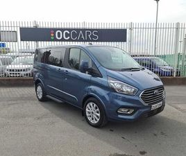 FORD TOURNEO CUSTOM TITANIUM RS - MID ROW FOR SALE IN DUBLIN FOR €39,950 ON DONEDEAL