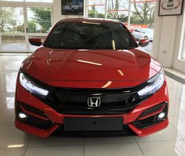 HONDA CIVIC 1.0 SMART PLUS 5DR FOR SALE IN LAOIS FOR €29,935 ON DONEDEAL