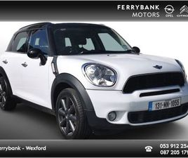 MINI COUNTRYMAN 2.0 D SD COUNTRYMAN 5DR FOR SALE IN WEXFORD FOR €12,950 ON DONEDEAL