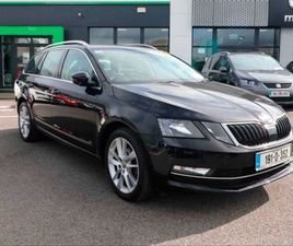 SKODA OCTAVIA STYLE COMBI FOR SALE IN LOUTH FOR €20,500 ON DONEDEAL