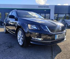 SKODA OCTAVIA STYLE COMBI FOR SALE IN LOUTH FOR €21,500 ON DONEDEAL