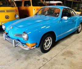 VW KARMANN GHIA 1970 EN FRANCE TBE