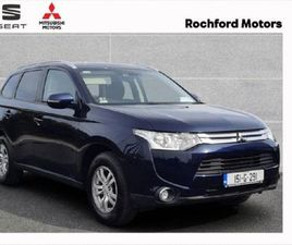 MITSUBISHI OUTLANDER 2.2 DID 2WD 5-SEAT FOR SALE IN MAYO FOR €16,950 ON DONEDEAL