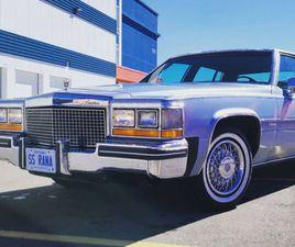 1981 CADILLAC SEDAN DEVILLE | CLASSIC CARS | MISSISSAUGA / PEEL REGION | KIJIJI