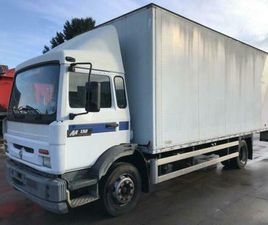 ② RENAULT M150 *6CYL-LAMES-CAMION BELGE* (BJ 1996) - CAMIONS