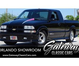 2000 CHEVROLET S10 EXTENDED CAB