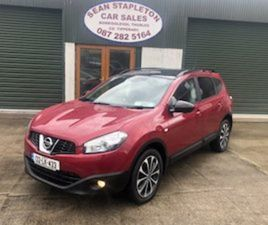 NISSAN QASHQAI +2 QASHQAI 1.6 2 4X4 360 7 SEATER FOR SALE IN TIPPERARY FOR €10500 ON DONED