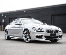 USED 2016 BMW 6 SERIES 640I XDRIVE I GRAN COUPE I NAV I DRIVING ASS I HEA