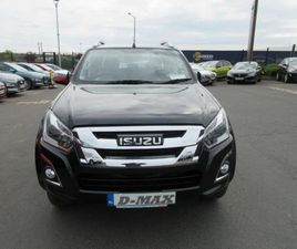 ISUZU D-MAX 1.9L 4WD EURO 6 4DR FOR SALE IN LIMERICK FOR €37,500 ON DONEDEAL