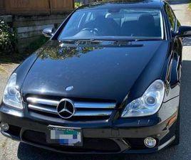 2011 CLS 550 MERCEDES BENZ