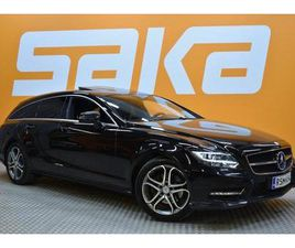 MERCEDES-BENZ CLS 250 CDI BE SHOOTING BRAKE PREMIUM BUSINESS AMG-STYLING ** DISTRONIC+ / B