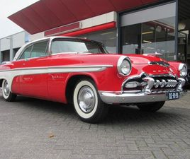 DESOTO FIREDOME COUPE 4.8 V8 POWERFLIGHT PRACHTIGE STAAT 1955 (OCCASION)
