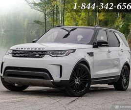 USED 2019 LAND ROVER DISCOVERY HSE TD6 4WD | 7 PASSANGER | PANO ROOF | NAVI |