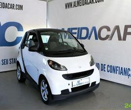 SMART FORTWO COUPÉ 1.0 MHD PURE 61