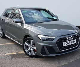 2019 AUDI A1 2.0 40 TFSI S LINE COMPETITION - £22,398
