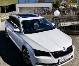 SKODA SUPERB KOMBI 1,4 TSI ACT AMBITION DSG - GEBRAUCHTWAGEN.AT