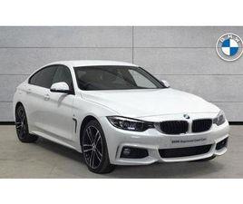 BMW 4 SERIES F36 420D XDRIVE AT M SPORT GRAN COUPE B47 2.0D LCI