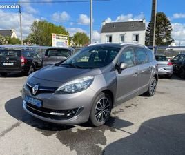 RENAULT GRAND SCENIC III 1.5 DCI 110CH ENERGY BOSE ECO² 7 PLACES