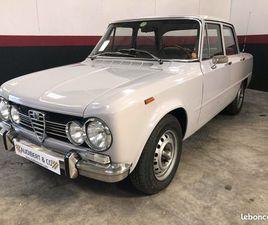 ALFA ROME GIULIA SUPER 1300