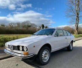 ALFA ROMEO ALFETTA GT - 1974 - TIME WARP - LOW MILES - STUNNING CAR